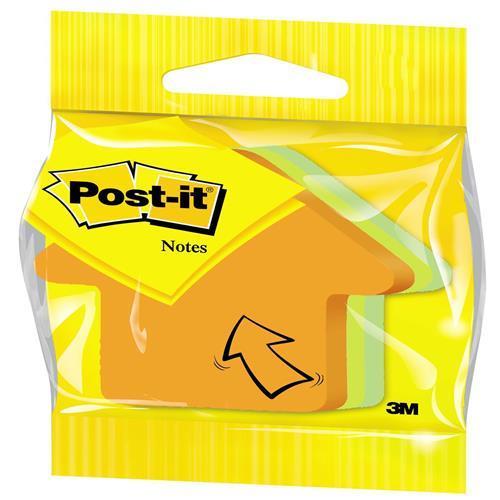 Karteczki samoprzylepne 3M Post-it 2007A Strza³ka (225)