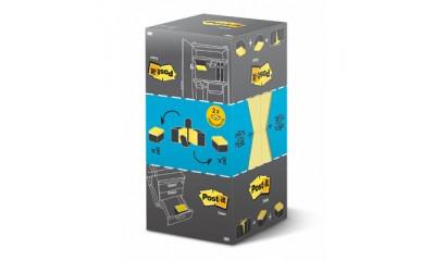 Bloczek samop. 3M 76x76 żółte 16bl.+2bl.gratis 654Y-16VP