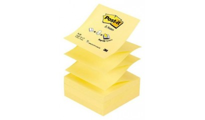 Bloczki samop. 3M Post-it 76x76mm Super Sticky, Z-Notes, RIO, 6 sztuk po 90 kartek R330-6SS-RIO