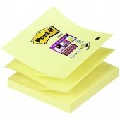 Karteczki samoprzylepne 3M 76x76 żółty Z-notes R330-12SS-CY