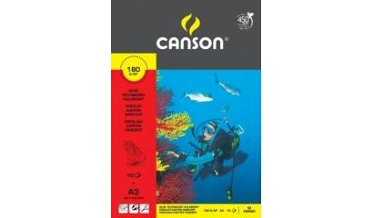 Blok techniczny CANSON kolor A3/10k 6666-174