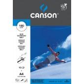 Blok techniczny CANSON A4/10k biały 6666-171