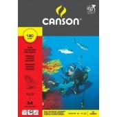 Blok techniczny CANSON kolor A4/10k 6666-173