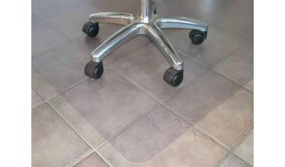 Mata pod krzesło IMEXPO Budget na twardą podłogę 91x122