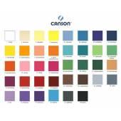 Brystol CANSON COLORLINE 50x65cm / 150g czekoladowy 0041-033