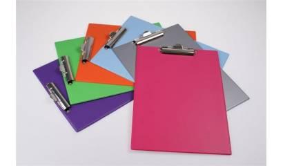 Deska z klipem BIURFOL A4 violet KKL-01-05