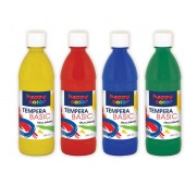 Farba tempera HAPPY COLOR Premium cyklamen 500ml 500-23