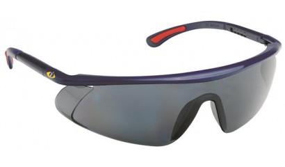 Okulary ochronne iSECTOR Barden, UV, dymne