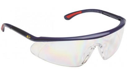 Okulary ochronne iSPECTOR Barden, UV, bezbarwne