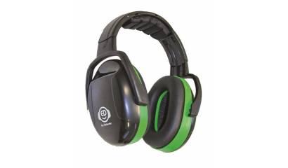 Nauszniki na głowę ED 1H, 26dB, zielone