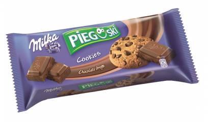 Ciastka Pieguski Milka czekolada 135g