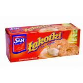 Herbatniki Łakotki SAN deserowe z cukrem  148g