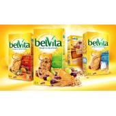 Ciastka BelVita 5 zbóż + mleko 300g