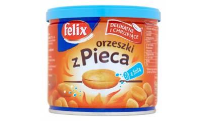 Orzeszki Felix z pieca 140g