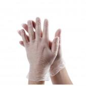 Rękawice winylowe L (100szt)