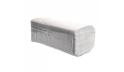 Ręcznik składany ZZ LAMIX Cliver Economic makulatura,1W,biały (4000 listków)