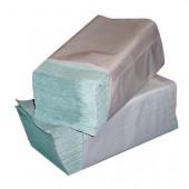 Ręcznik składany ZZ LAMIX Cliver Economic makulatura,1W,zielony (4000 listków)