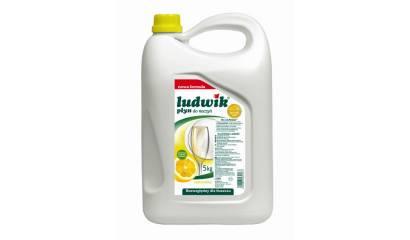 Płyn do naczyń LUDWIK 5L Cytrynowy