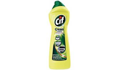 Emulsja czyszcząca CIF 700ml Lemon (żółty)