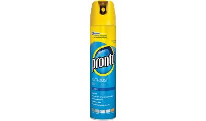 Spray p/kurzowi PRONTO Anti-Dust Classic 250ml (niebieski)
