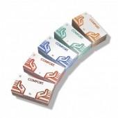 Rękawice lateksowe (100) rozmiar M