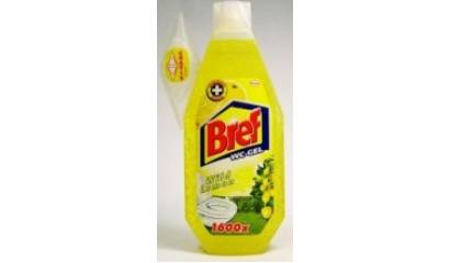 Żel do WC BREF 400ml Green Apple