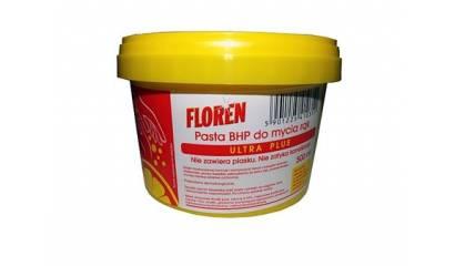 Pasta do rąk BHP FLOREN ze ścierniwem 500g