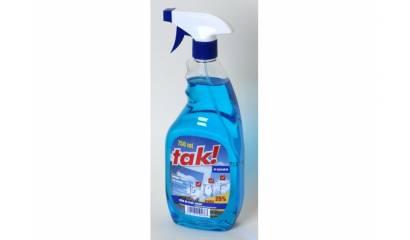 Płyn do mycia szyb TAK!SUPER TEN! 750ml