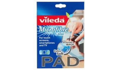 Ściereczka do ekranów VILEDA Microfibre Plus 28x22cm