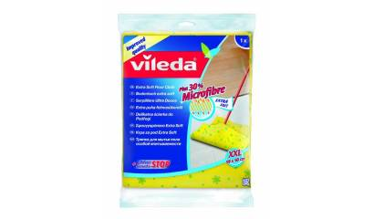 Ścierka do podłogi delikatna VILEDA Odor+Micro 59x50cm