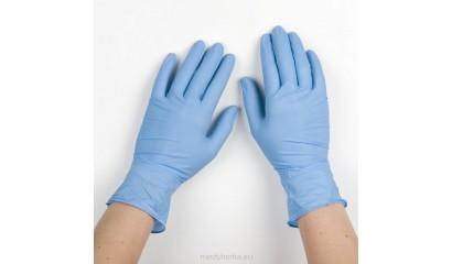 Rękawice medyczne nitrylowe (100) rozmiar S