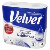 Ręcznik kuchenny VELVET Najdłuższy (2 rolki)