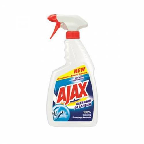 Płyn Ajax Spray Do łazienki 500ml Papierowopl