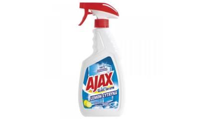 Płyn do szyb AJAX Lemon (biały) 500ml