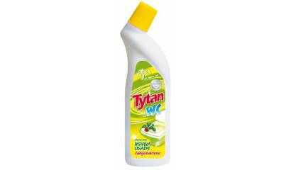 Płyn do WC TYTAN żółty 700ml