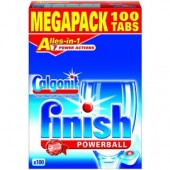 Tabletki do zmywarki FINISH All in One (110)