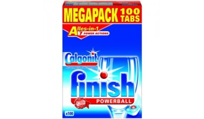 Tabletki do zmywarki FINISH All in One (110)