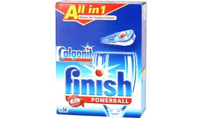 Tabletki do zmywarki FINISH All In One (56)