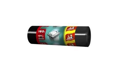 Worki na śmieci 160l JAN NIEZBĘDNY super mocne (10szt)
