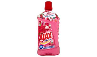 Płyn AJAX Floral Fiesta 1LTulipan Liczi (rózowy)