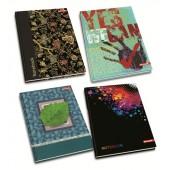 Brulion DAN-MARK Notebook B5/160k kratka 3064/0757