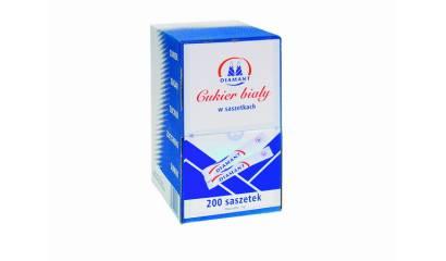Cukier w saszetkach 200szt x5g (1kg)