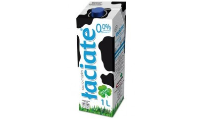 Mleko Łaciate 0% 1L (12szt.)