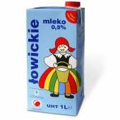 Mleko Łowickie 0.5% 1L