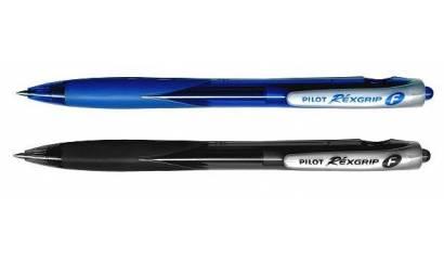 Długopis olejowy PILOT Rexgrip