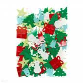 Cekiny świąteczne DALPRINT Mix 20g DPCE-034