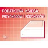 Druk Podatkowa księga przychodów i rozchodów A5 K-3 Michalczyk i Prokop