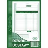 Druk Dowód dostawy A5 (wielokopia) 315-3 Michalczyk i Prokop