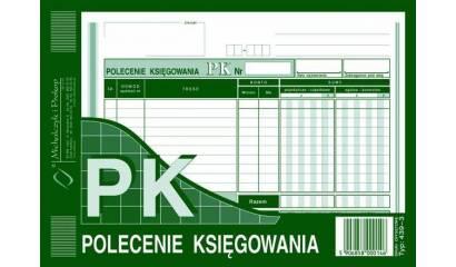 Druk polecenie księgowania A5 439-3 Michalczyk i Prokop