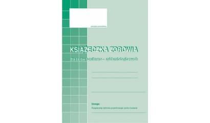 Druk Książeczka zdrowia A6 530-5 Michalczyk i Prokop